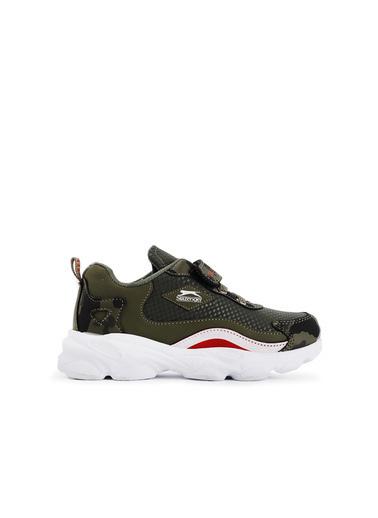Slazenger Spor Ayakkabı Yeşil